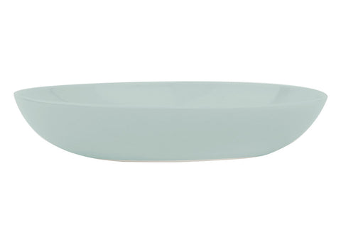 Shell Bisque Pasta Bowl Mist