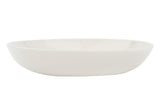 Shell Bisque Pasta Bowl White - Canvas Home
