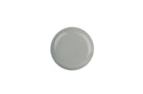 Shell Bisque Tidbit Plate Grey - Canvas Home