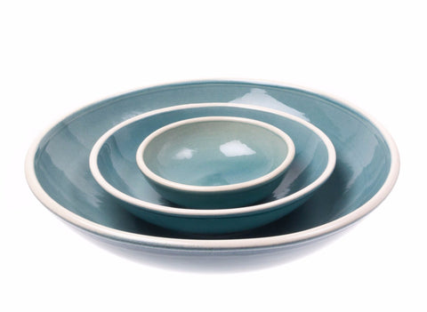 Gerona Nesting Bowl in Blue