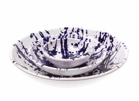 Gerona Nesting Bowl in Splatter