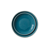 Gerona Dinner Plate in Blue - Set of 4