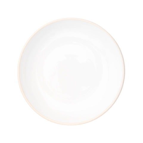 Gerona Dinner Plate in White - Set of 4