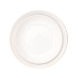 Gerona Salad Plate in White - Set of 4