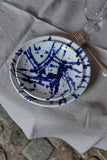 Gerona Salad Plate in Splatter - Set of 4