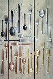 Oslo Cutlery Set in Matte Gold - Canvas Home