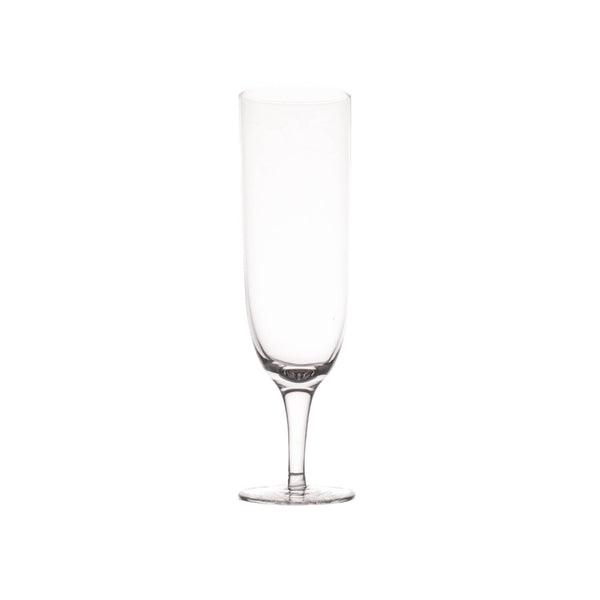 Amwell Champagne Glass in Clear