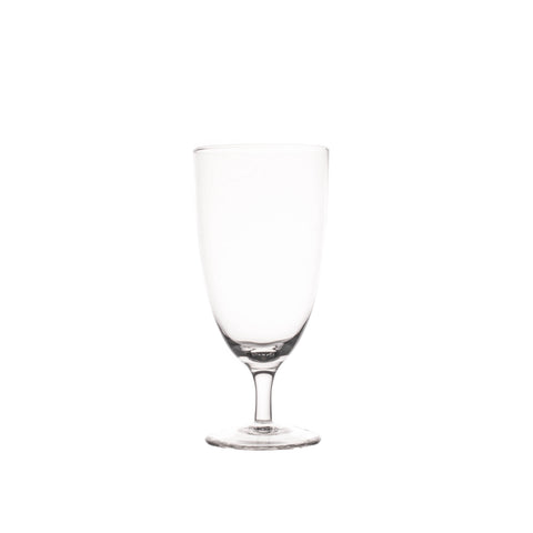 Amwell Water Glass in Clear - Set of 4