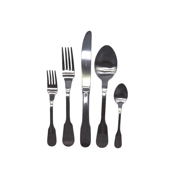 Madrid Cutlery Set in Stainless Steel