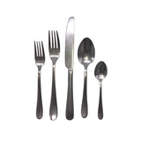 Lille 40-piece Cutlery Set, Service for 8 - Tumbled
