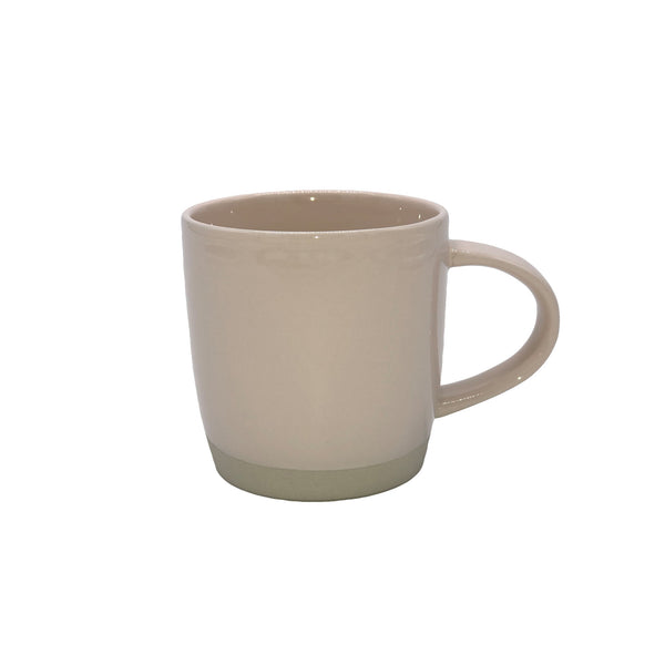 Shell Bisque Mug Soft Pink - Set of 4