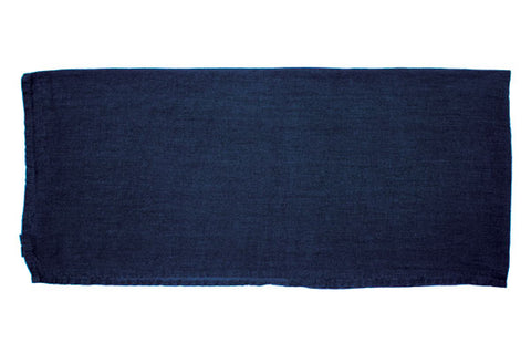 Vilnius Linen Tea Towel in Denim - Set of 2