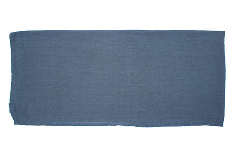 Vilnius Linen Tea Towel in Ocean - Set of 2