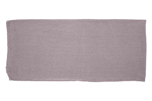 Vilnius Linen Tea Towel in Fog - Set of 2