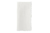Lithuanian Linen Fringe Napkin in White - Canvas Home