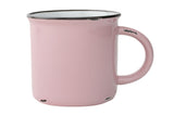 Tinware Mug in Pink - Canvas Home