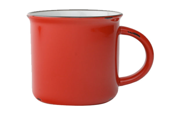 Tinware Mug in Red - Canvas Home