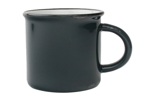 Tinware Mug in Dark Slate - Canvas Home