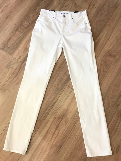 2012 3 3 Anna Montana Julia London Damen Jeans White
