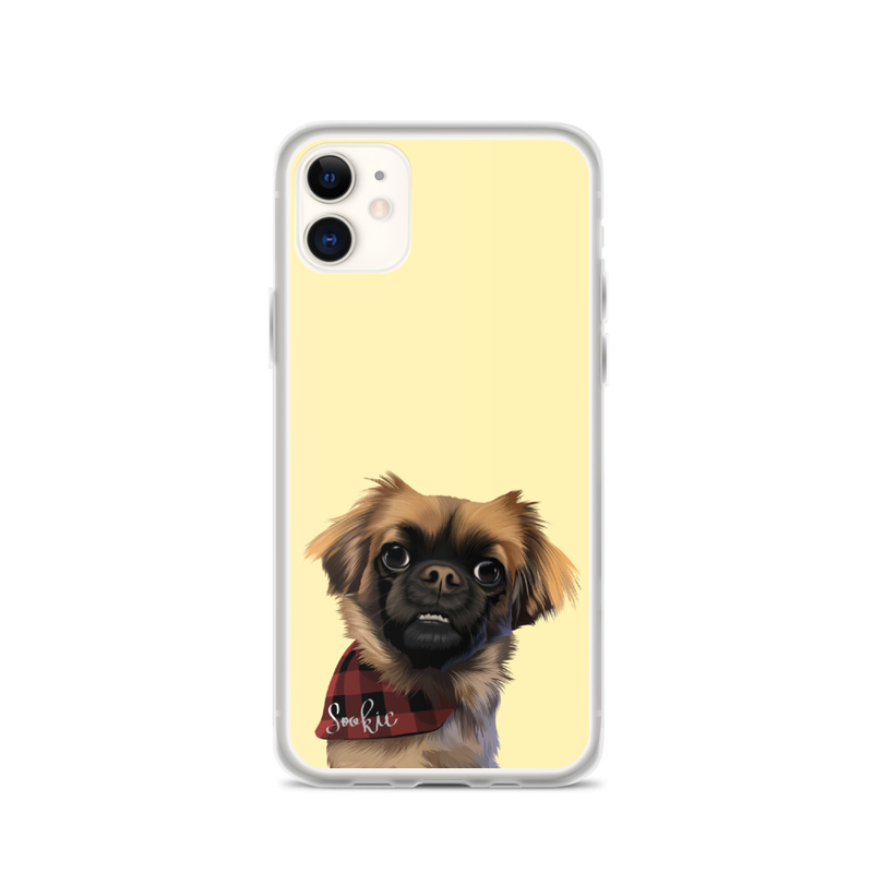 Premium Pet Portrait Phone Case