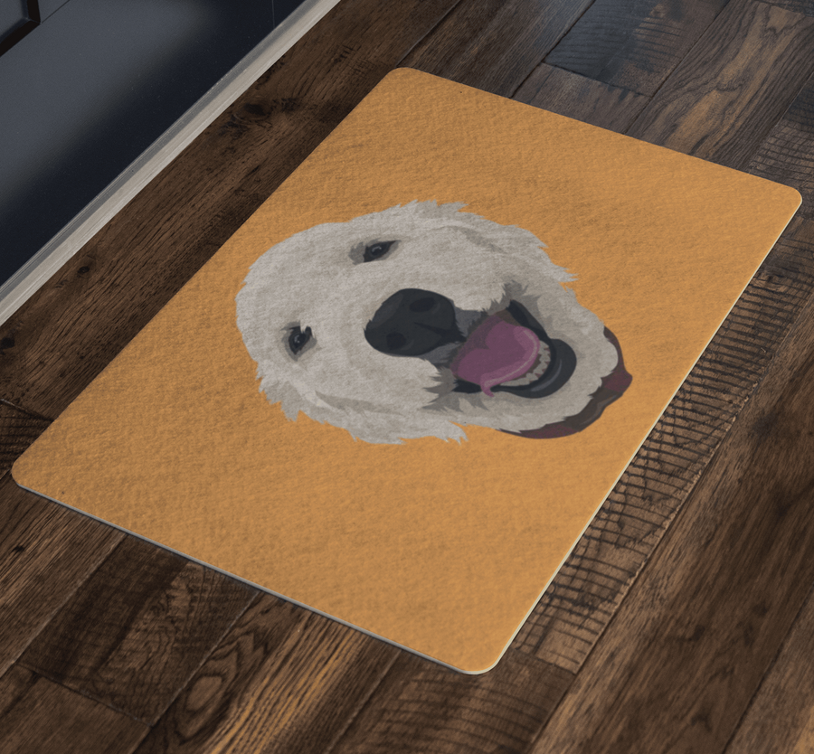 Custom Pet Print Door Mat