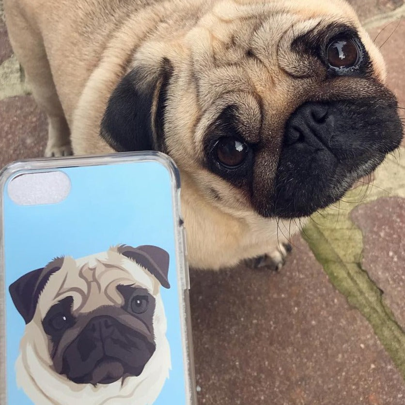 Custom Pet Print Phone Case