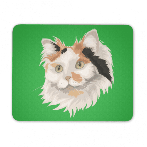 Custom Pet Print Mousepad