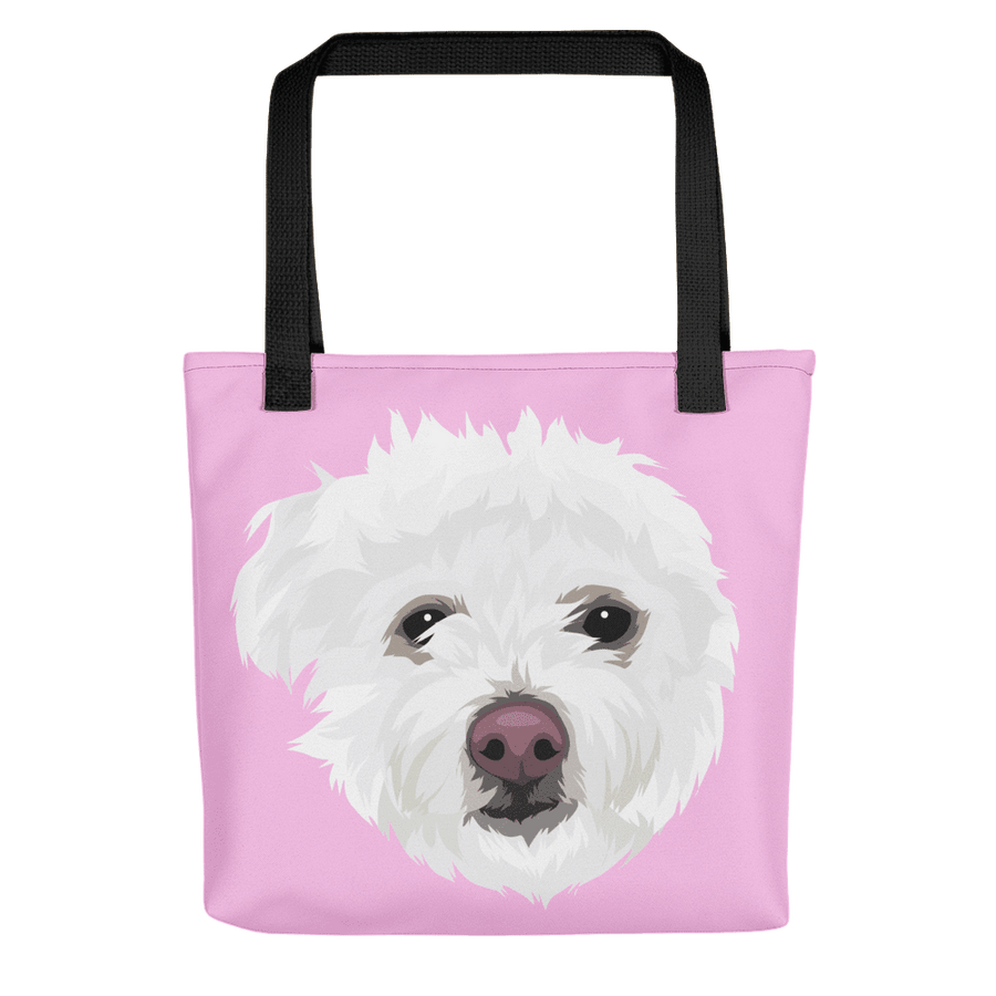 Custom Pet Print Tote Bag