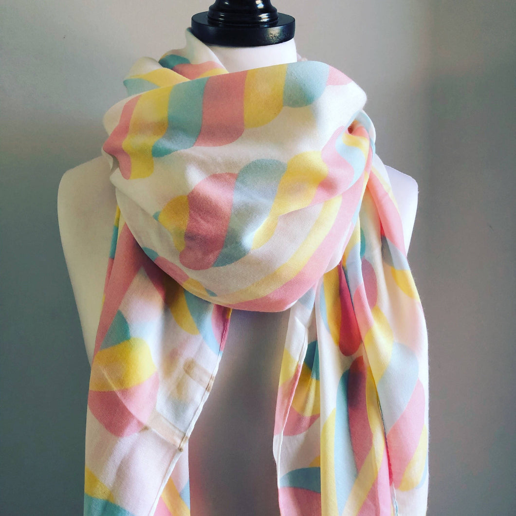 Lolly Pop Scarf
