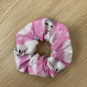 Princess Kitty Scrunchie
