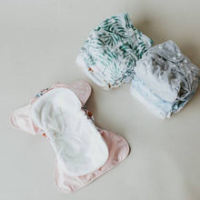 Load image into Gallery viewer, Bare and Boho Mini Nappies