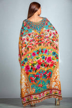 Load image into Gallery viewer, PRE-ORDER Silk Box Kaftan - Covent Garden