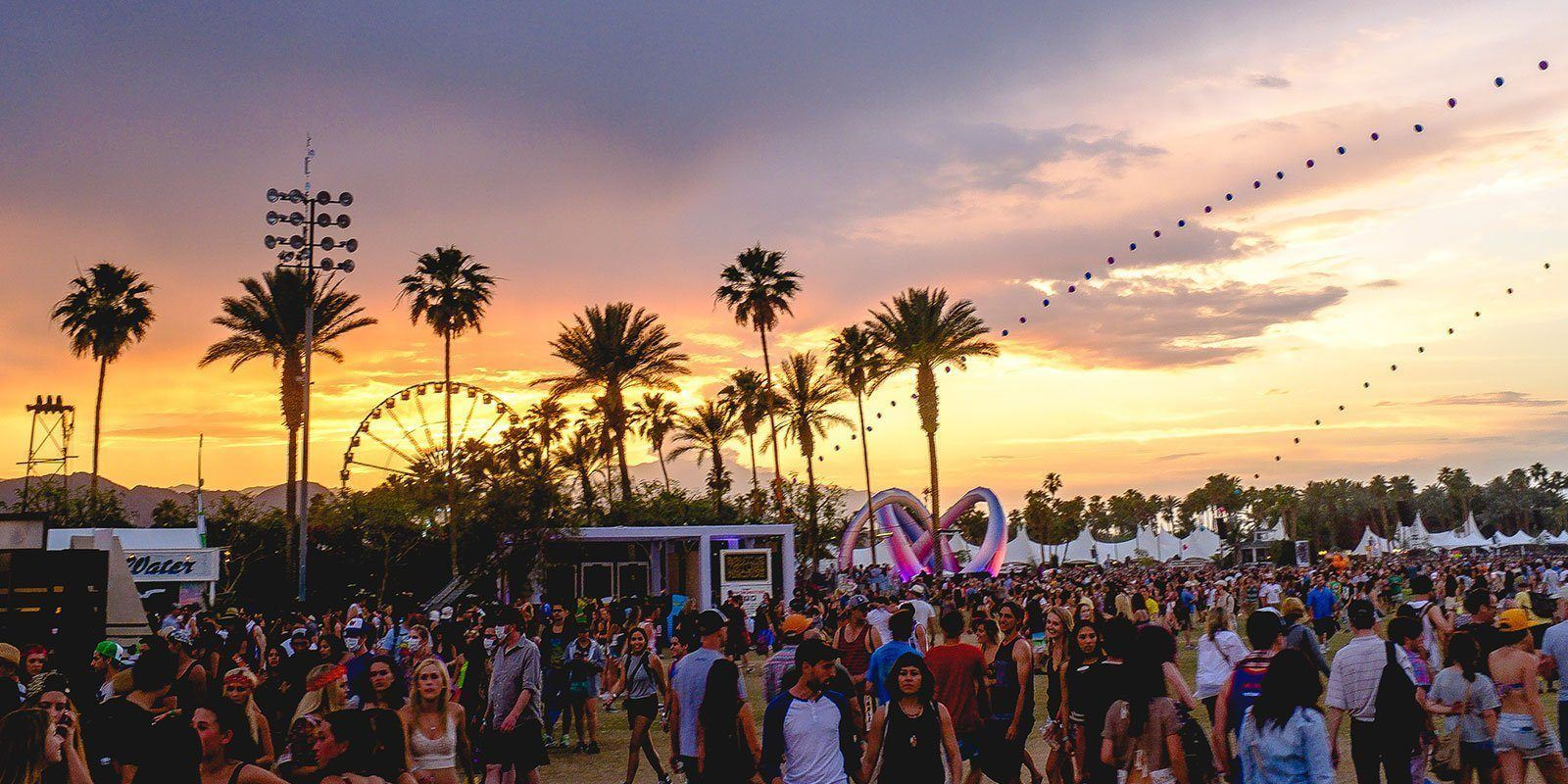 TOP 5 FESTIVALS TO LOOK OUT FOR IN THE US THIS SUMMER