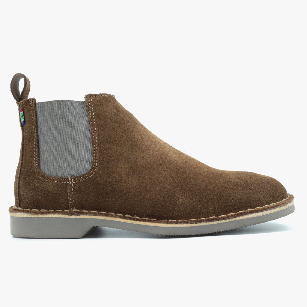 Women's Chelsea Boot Grey - FINAL SALE
