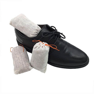 Moth Repellent Bags in Shoes