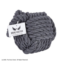 Load image into Gallery viewer, Nautical Rope Knot Fabric Door Stopper