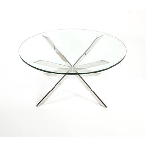 [FHT04ROUND] The Sputnik Cocktail Table