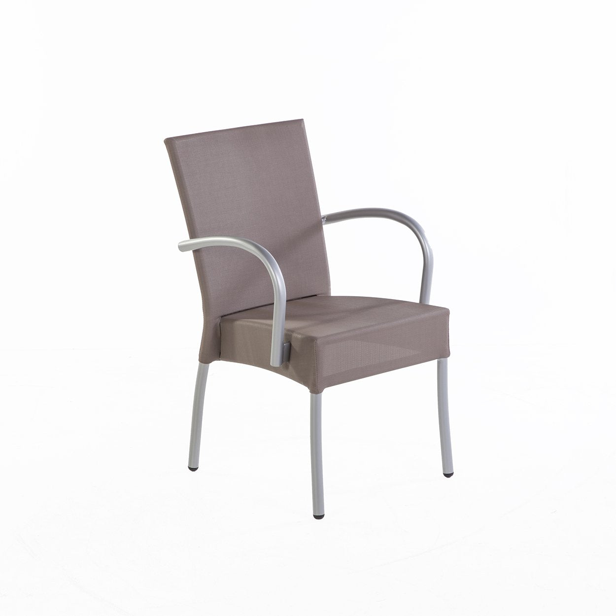[FCC1804TAUPE] Dale Outdoor arm chair