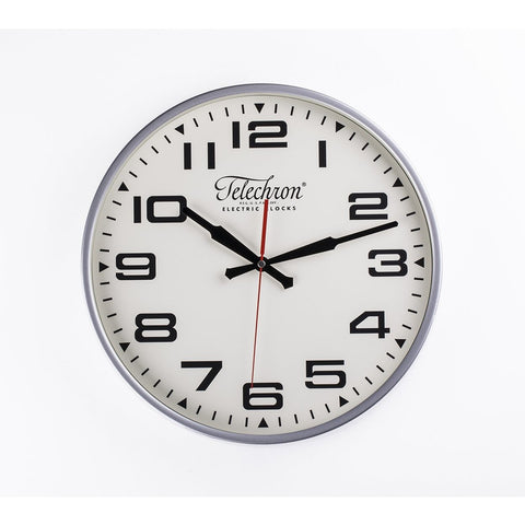 [G131614SILVER] The Bedford Clock SALE