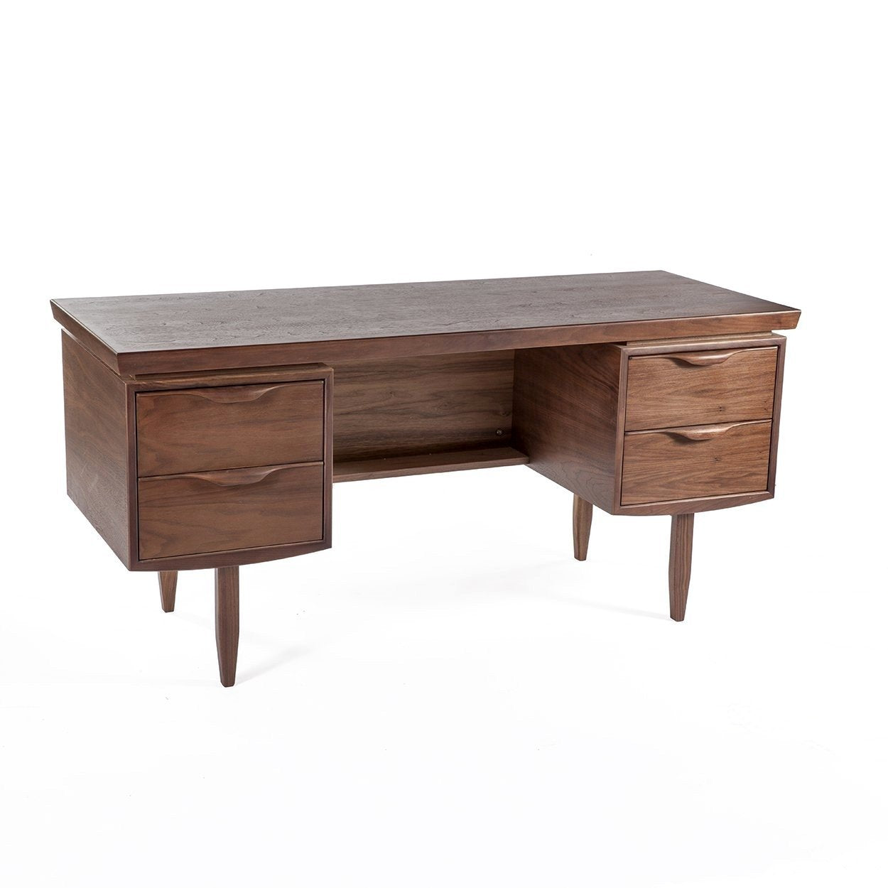 [FET5479WALNUT] The Eerikki Desk