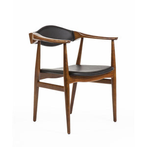 [FX775WALNUT] The Ox Chair