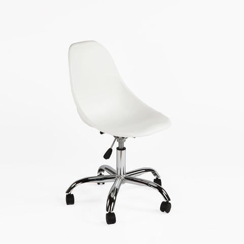 [FXC033WHT] The Scoop Task Chair. Sale