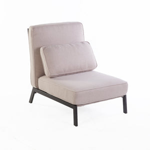 [FV111BEIGE] Einhard Lounge Chair SALE