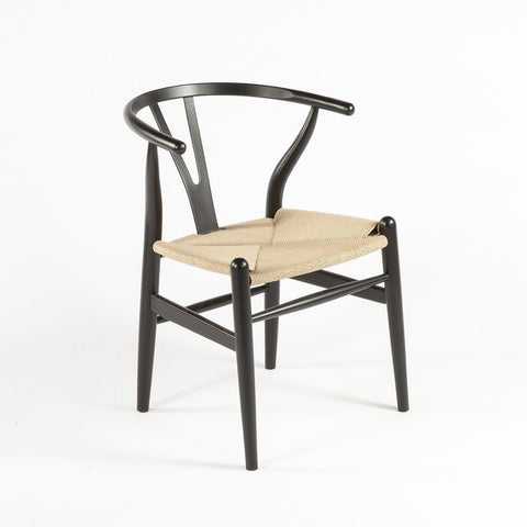 [DC541BLACK] The Wishbone Chair