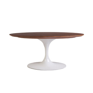 [FET0105WALNUT] The Tulip coffee table