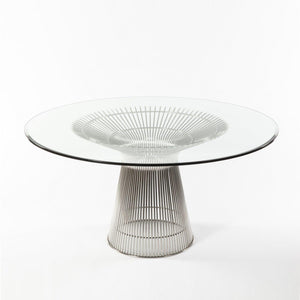 [FB9688GLASS] The Fishburne Dining Table