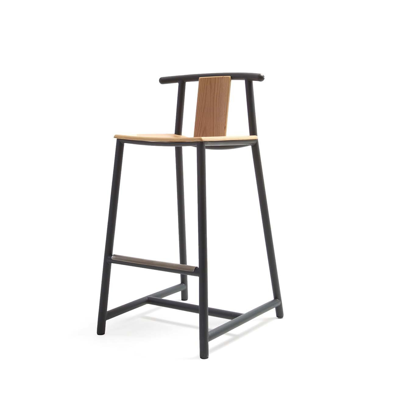 [FEB3449DGREYC] Panda Bar Stool Sale