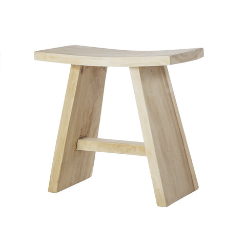 [FL1108WHT] St. Bart's Tall Bench