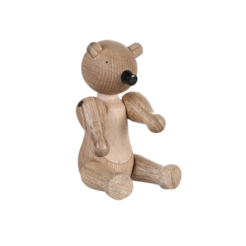 [DB007BEAR] Mid Century Teddy Bear in Oak SALE