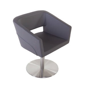 [FJC070GREY] Pisoni chair sale